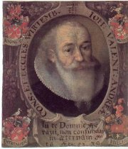 Johann Valentin Andreae