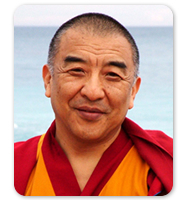 Lama Thamthog Rinpoche