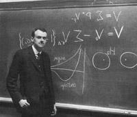 Paul A.M. Dirac