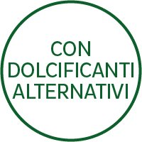 Con Dolcificanti Alternativi