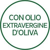 Con Olio Extravergine d'Oliva