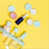 Cosmetici da viaggio