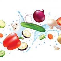 Pulizia frutta e verdura