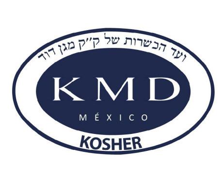 KMD Kosher Mexico Certification