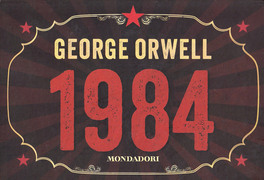1984 - FORMATO FLIPBACK® di George Orwell (Eric Arthur Blair)