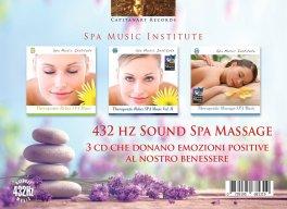 432 Hz Sound Spa Massage Collection