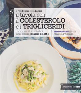 A Tavola con il Colesterolo e i Trigliceridi
