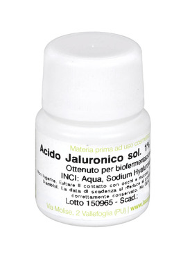 Acido Jaluronico - Sodio Jaluronato