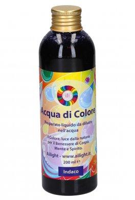 Acqua di Colore Indaco - Bagni di Colore