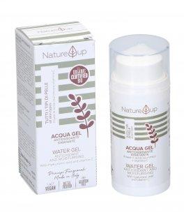 Acqua Gel Antiossidante Idratante - Acido Ialuronico e Vitamina C