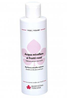 Acqua Micellare ai Frutti Rossi
