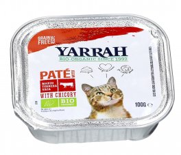 Adult Cat Food - Pate' di Manzo e Cicoria