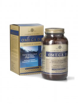 Advanced Omega D3 - 120 Perle Softgels
