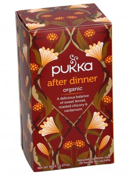 After Dinner - Tisana Pukka