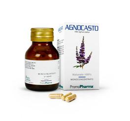 Agnocasto Monoconcentrato - 50 Opercoli