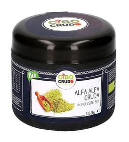 Alfa Alfa Cruda in Polvere Bio