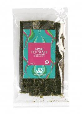Alga Nori per Sushi