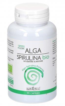 Alga Spirulina Bio in Capsule