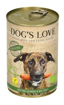 Alimento per Cani con Frutta e Verdura