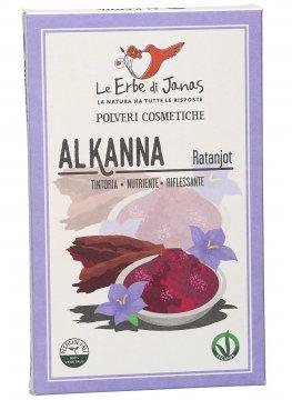 Alkanna - Polvere Riflessante per Capelli