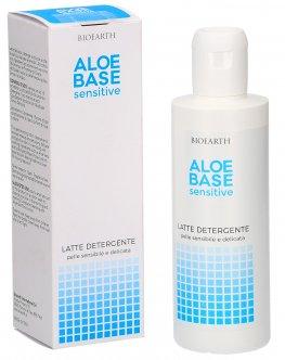 Aloe Base Sensitive - Latte Detergente Pelle Sensibile e Delicata