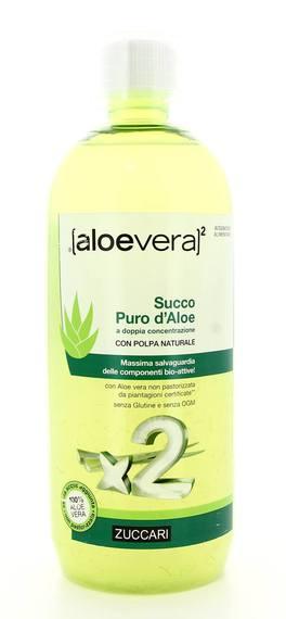 Aloevera2 - Succo Puro d'Aloe