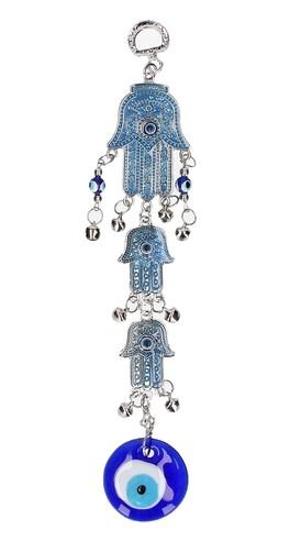 Amuleto Mano di Fatima Tris
