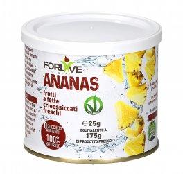 Ananas Crioessiccato