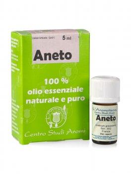 Aneto - Olio Essenziale Bio - Fiori