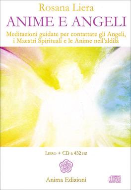 Anime e Angeli - CD a 432 hz