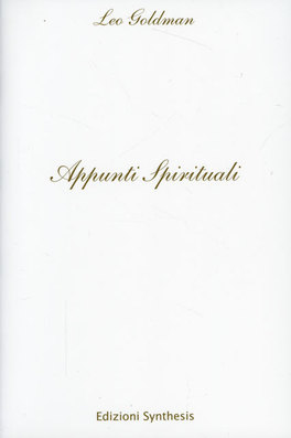 Appunti Spirituali