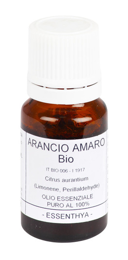Arancio Amaro Bio - Olio Essenziale Puro - 10 ml