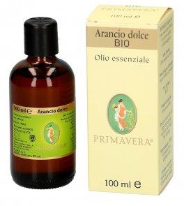 Olio Essenziale di Arancio Dolce Bio
