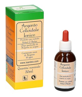 Argento Colloidale Ionico - 20 ppm