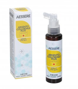 Argento Colloidale Plus Micosi - Mico 100 - Spray 100ppm