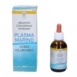 Argento Colloidale Supremo - Plasma Marino - Acido Ialuronico
