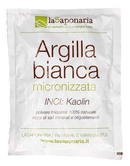 Argilla Bianca Micronizzata