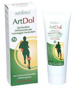 Macrolibrarsi - Artdol - Gel Lenitivo per Massaggio Muscolare
