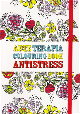Macrolibrarsi - Arte Terapia Colouring Book Antistress