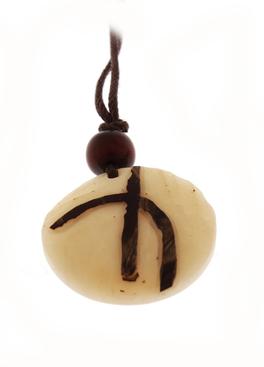Artemide - Ciondolo in Tagua