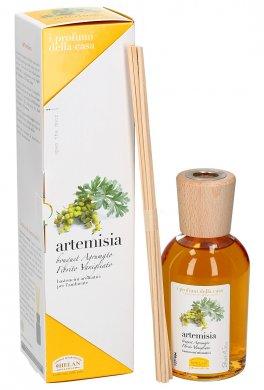 Essenza Artemisia con Bastoncini per l'Ambiente
