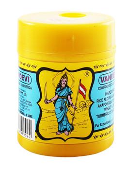 ASSAFETIDA IN POLVERE - SPEZIE PER LA CUCINA INDIANA Asafoetida Composta - Una polvere utilizzata per cucinare piatti orientali