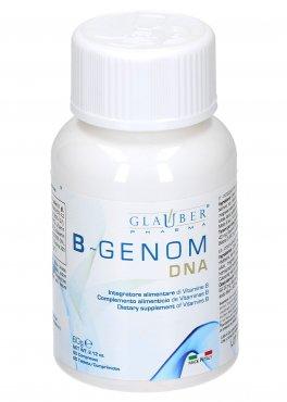 B-Genom DNA - Integratore di Vitamine del Complesso B