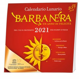 Barbanera   Calendario Lunario 2017