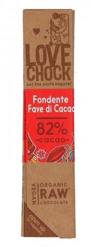 Barretta Cioccolato Fondente Fave di Cacao