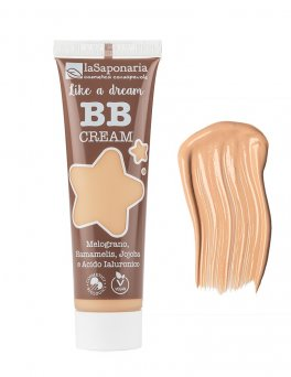 BB Cream - Con Melograno, Hamamelis, Jojoba e Acido Ialuronico