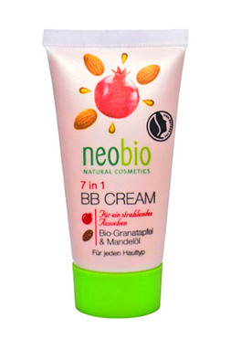 BB Cream 7 in 1 al Melograno e Olio di Mandorle