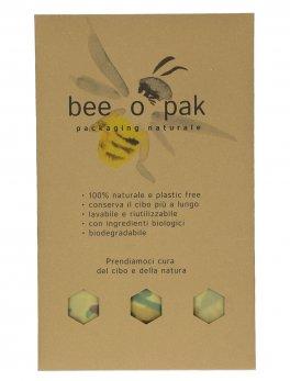 Beeopak Starter Pak - Packaging Naturale per Conservare il Cibo