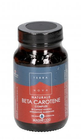 Beta Carotene Complex - Integratore in Capsule