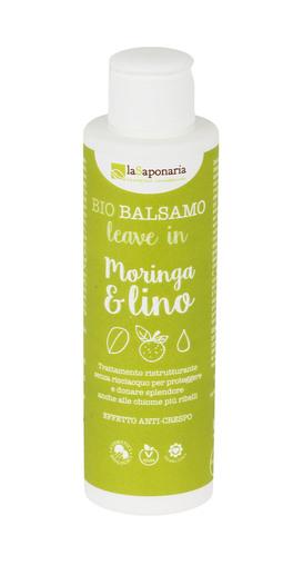 Bio Balsamo Leave In - Moringa e Lino